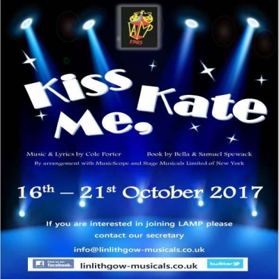 Kiss Me Kate Tickets On Sale Now!